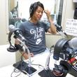 前貴之選手 2013年7月26日放送分 収録風景4