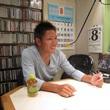 榊翔太選手 2013年8月9日放送分 収録風景1