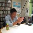榊翔太選手 2013年8月9日放送分 収録風景2