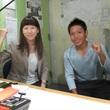 榊翔太選手 2013年8月9日放送分 収録風景7