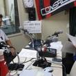 奈良竜樹選手 2013年8月23日放送分 収録風景1