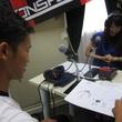 奈良竜樹選手 2013年8月23日放送分 収録風景7
