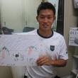 奈良竜樹選手 2013年8月23日放送分 収録風景8