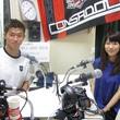 奈良竜樹選手 2013年8月23日放送分 収録風景9