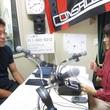 櫛引一紀選手 2013年9月13日放送分 収録風景2
