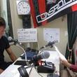 櫛引一紀選手 2013年9月13日放送分 収録風景4