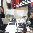 三上陽輔選手 2013年9月27日放送分 収録風景1