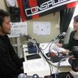 三上陽輔選手 2013年9月27日放送分 収録風景2