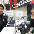 三上陽輔選手 2013年9月27日放送分 収録風景6