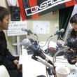 松本怜太選手 2013年10月25日放送分 収録風景5