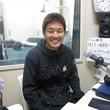 松本怜太選手 2013年10月25日放送分 収録風景6