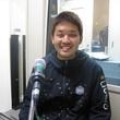 松本怜太選手 2013年10月25日放送分 収録風景7