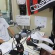 永坂勇人選手と中原彰吾選手 2013年11月8日放送分 収録風景4