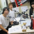 永坂勇人選手と中原彰吾選手 2013年11月8日放送分 収録風景7