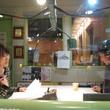 古田寛幸選手 2013年12月13日放送分 収録風景4