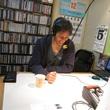 古田寛幸選手 2013年12月13日放送分 収録風景7