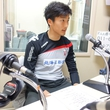 都倉賢選手 2014年4月11日放送分 収録風景1