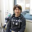 菊岡拓朗選手 2014年4月25日放送分 収録風景5