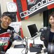 金山隼樹選手 2014年5月23日放送分 収録風景8