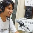 工藤光輝選手 2014年7月11日放送分 収録風景1