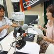 工藤光輝選手 2014年7月11日放送分 収録風景2
