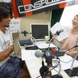 工藤光輝選手 2014年7月11日放送分 収録風景5