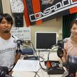 工藤光輝選手 2014年7月11日放送分 収録風景6