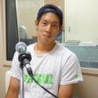 深井 一希 選手 2014年8月8日放送分 収録風景6