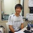 阿波加 俊太 選手 2014年8月22日放送分 収録風景4