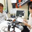永坂勇人選手 2014年9月26日放送分 収録風景1
