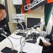 櫛引一紀選手 2014年10月24日放送分 収録風景1