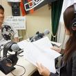 横野純貴選手 2014年11月14日放送分 収録風景2