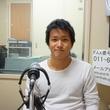 横野純貴選手 2014年11月14日放送分 収録風景6