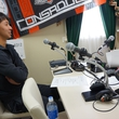荒野拓馬選手 2014年12月12日放送分 収録風景4