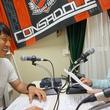 金山隼樹選手 2015年5月8日放送分 収録風景3