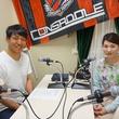 金山隼樹選手 2015年5月8日放送分 収録風景5