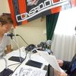 櫛引一紀選手 2015年6月26日放送分 収録風景1