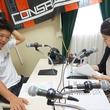 神田夢実選手 2015年7月24日放送分 収録風景