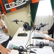 神田夢実選手 2015年7月24日放送分 収録風景3