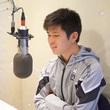進藤亮佑選手 11月27日放送分 収録風景1