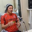 河合竜二選手 12月11日放送分 収録風景1