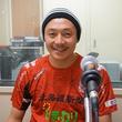 河合竜二選手 12月11日放送分 収録風景3