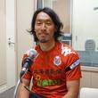 増川隆洋選手 4月22日放送分 収録風景4