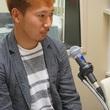福森晃斗選手 6月10日放送分 収録風景2