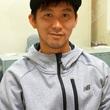 菊地直哉選手 4月28日放送分 収録風景2