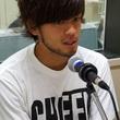 石井謙伍選手 7月14日放送分 収録風景1