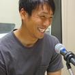 金山隼樹選手 9月22日放送分 収録風景1