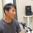 金山隼樹選手 9月22日放送分 収録風景2