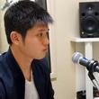 進藤亮佑選手 10月13日放送分 収録風景1