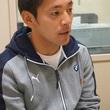 田中雄大選手 10月27日放送分 収録風景1